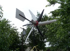 Turbine Wind Generators For Sailboats