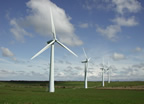 Vertical Wind Power Generators