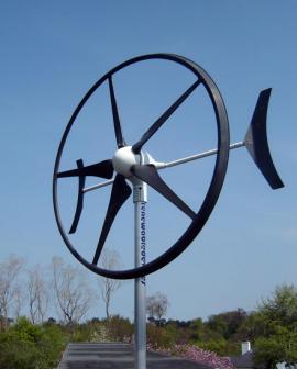 Urban Wind Generator