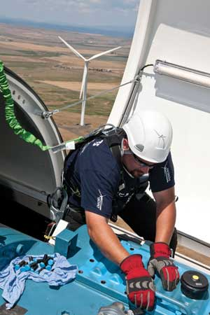 wind turbine technician jobs