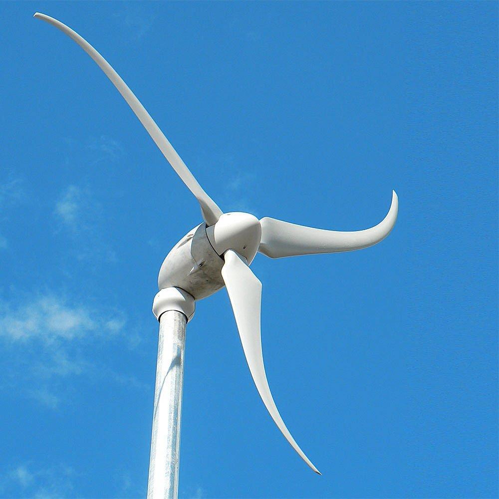 Mini Wind Turbine Design Skystream wind turbine