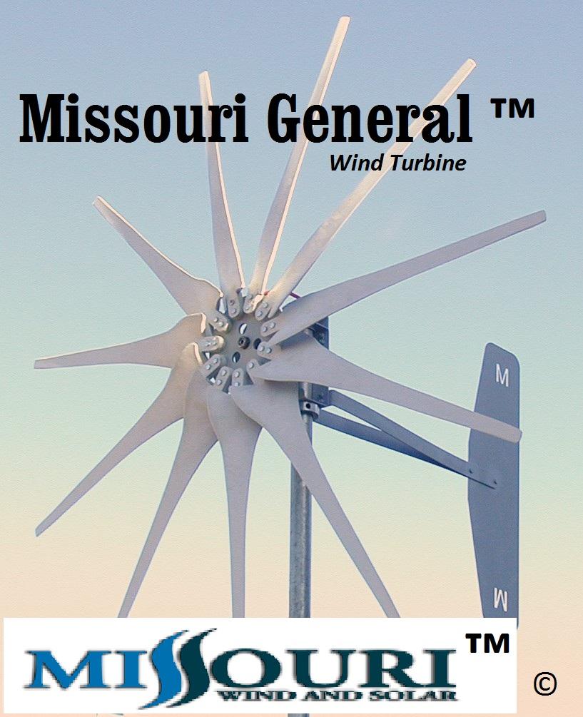Missiouri Wind And Solar Turbine