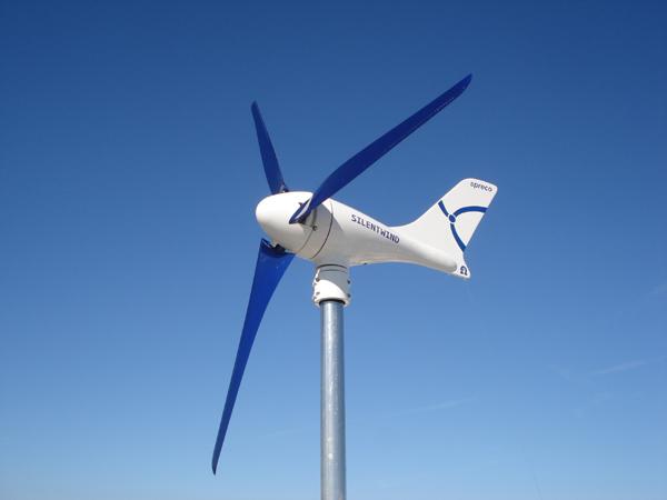Silentwind Wind Marine Generator