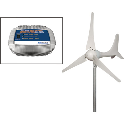 Sunforce 600 Watt Marine Wind Turbine