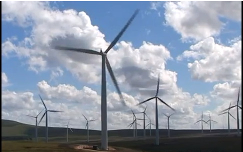 Crystal Rig Wind Farm