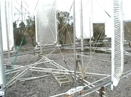 Sail Train Wind Generators