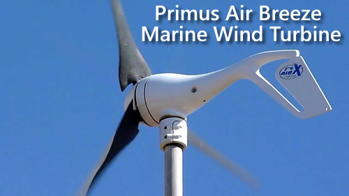 Primus Air Breeze Marine Wind Turbine