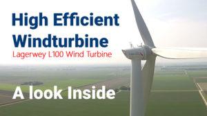 Lagerwey L100 Wind Turbine